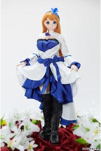ツクルノモリ innocence marry doll 01 -イノセンス マリー ドール- model F.S リリィ 完成品