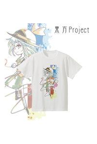 アルマビアンカ 東方Project Ani-Art Tシャツ(古明地こいし)レディース(サイズ/L)