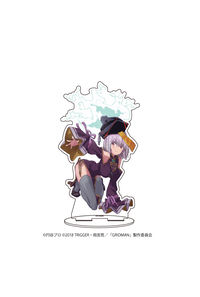 A3 デカキャラアクリルフィギュア「SSSS.GRIDMAN」02 新条アカネ ハロウィンver.