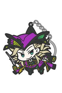 コスパ Fate/Grand Order キャスター/ヴォルフガング・アマデウス・モーツァルト つままれキーホルダー