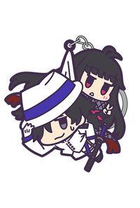 コスパ Fate/Grand Order ライダー/坂本龍馬 つままれキーホルダー