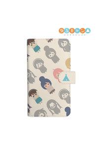 アルマビアンカ ゆるキャン△ NordiQ 手帳型スマホケース(Lサイズ)