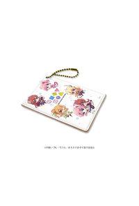A3 キャラパス「まちカドまぞく」01/優子&桃&リリス&ミカン(ミニキャラ)