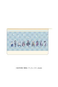 A3 キャラポーチ「鬼滅の刃」01/整列デザイン(グラフアート)