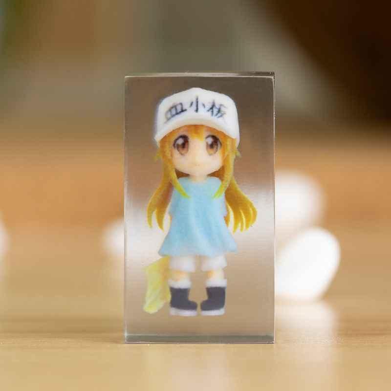 B´full FOTS JAPAN はたらく細胞「血小板」フルカラー3Dクリスタルフィギュア