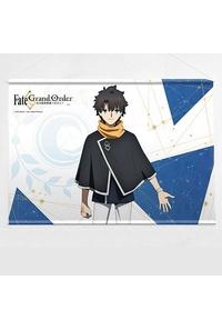 カーテン魂 Fate/Grand Order-絶対魔獣戦線バビロニア- B3タペストリー(藤丸立香)