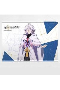 カーテン魂 Fate/Grand Order-絶対魔獣戦線バビロニア- B3タペストリー(マーリン)