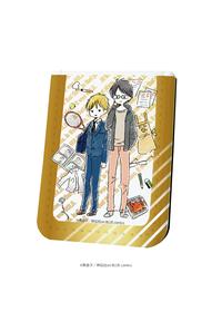 A3 レザーフセンブック「onBLUE作品」03/STAYGOLD/駿人&優士(グラフアート)