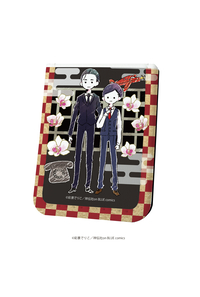 A3 レザーフセンブック「onBLUE作品」06/蟷螂の檻(グラフアート)