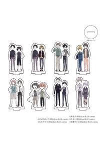 A3 アクリルぷちスタンド「onBLUE作品」01(グラフアート) BOX