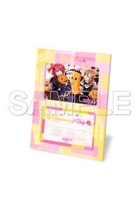 KADOKAWA 『ラブライブ!サンシャイン!!』なかよしフォトスタンド 花丸&ルビィ ブロマイド付き