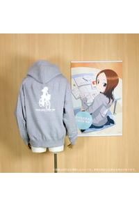 ムービック 「からかい上手の高木さん2(アニメ版)」 高木さんからかいパーカーセット
