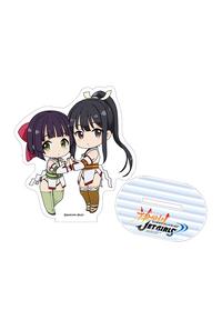 ペンギンパレード 神田川JET GIRLS ぷちっ娘アクリルフィギュア 水龍會