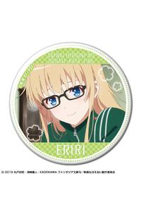 ライセンスエージェント 冴えない彼女の育てかた Fine 缶バッジ デザイン10(澤村・スペンサー・英梨々/B)