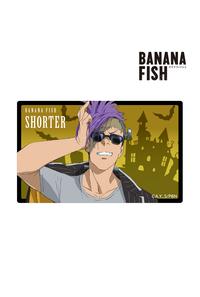 アルマビアンカ BANANA FISH描き下ろしイラスト ショーター・ウォン ハロウィンVer. カードステッカー