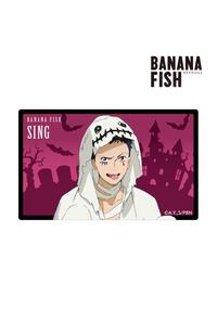 アルマビアンカ BANANA FISH描き下ろしイラスト シン・スウ・リン ハロウィンVer. カードステッカー