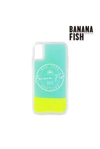 アルマビアンカ BANANA FISHアッシュ・リンクス ネオンサンドiPhoneケース(対象機種/iPhone X/XS)