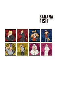 アルマビアンカ BANANA FISHトレーディング 描き下ろしイラスト ハロウィンVer. ミニ色紙 BOX