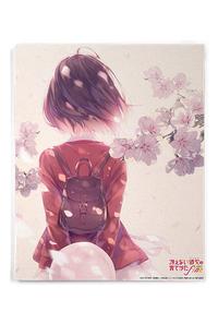 アクシア F3キャンバスアート 冴えない彼女の育てかたFine ティザービジュアル1「加藤恵」