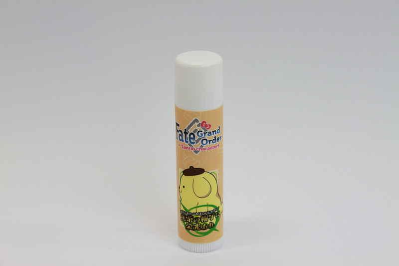 サンリオ FGO×サンリオ リップクリーム(ポムポムプリン)