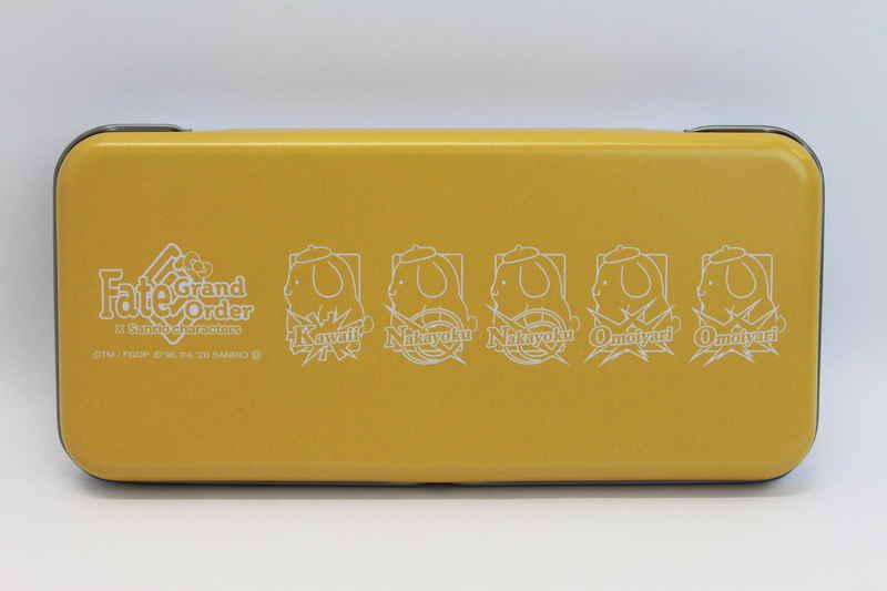 サンリオ FGO×サンリオ 缶ペンケース(ポムポムプリン)