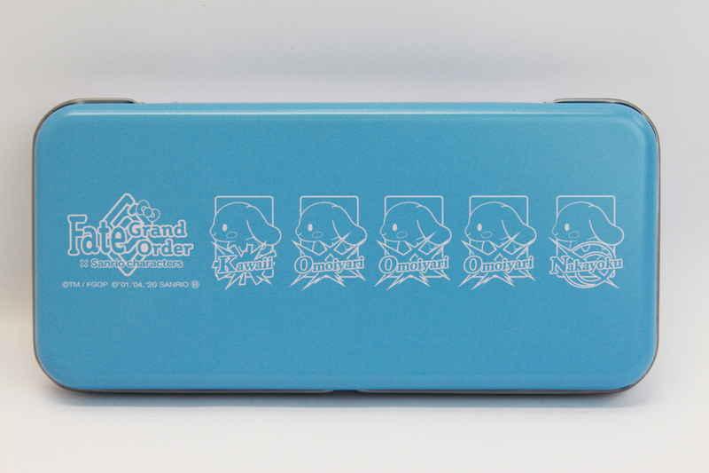 サンリオ FGO×サンリオ 缶ペンケース(シナモロール)