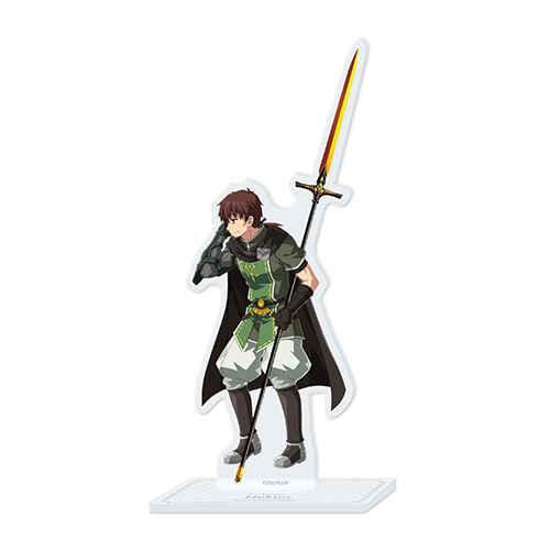 ディライトワークス Fate/Grand Order バトルキャラ風アクリルスタンド(ランサー/ヘクトール)