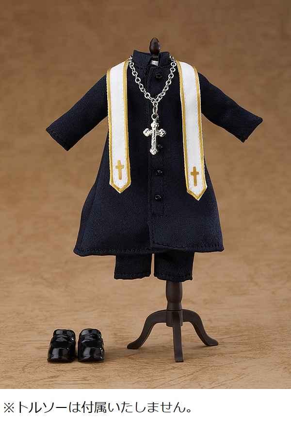 グッドスマイルカンパニー ねんどろいどどーる おようふくセット 神父