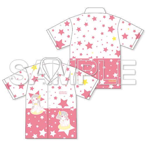 KADOKAWA『ラブライブ!サンシャイン!!』SUMMER VACATIONアロハシャツ ダイヤ&ルビィVer.