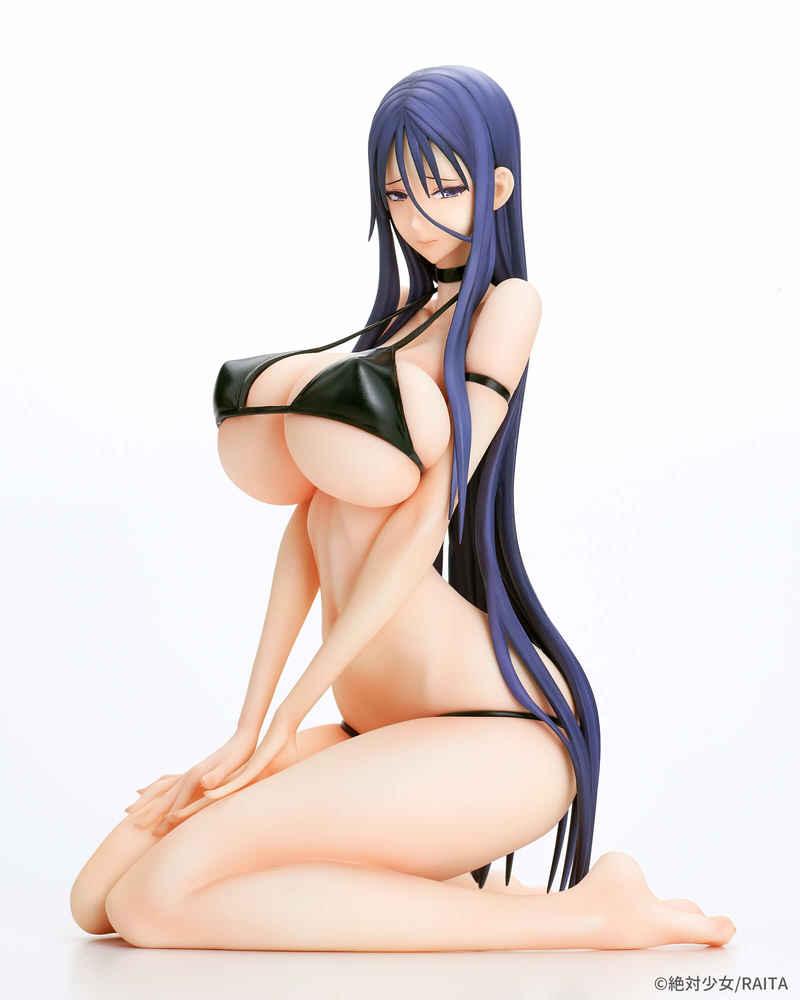 Q-six 『魔法少女』シリーズ ミサ姉 黒ビキニver. 完成品