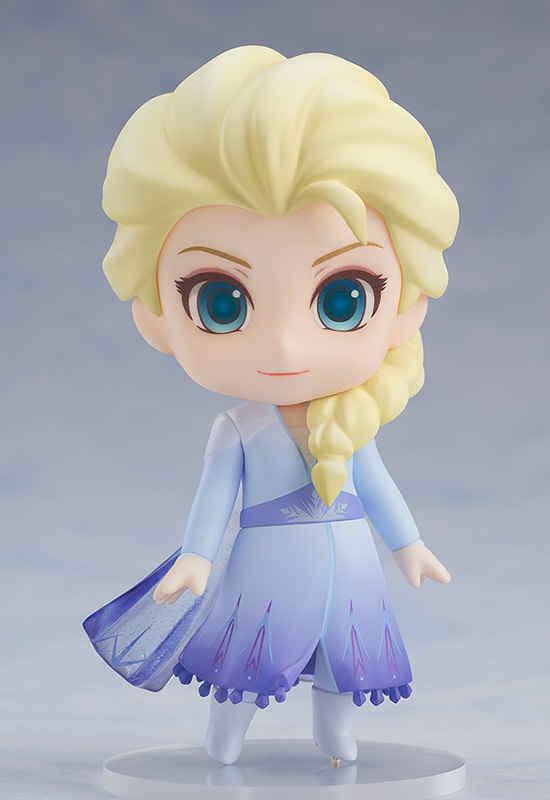 グッドスマイルカンパニー アナと雪の女王2 ねんどろいど エルサ Blue Dress Ver. 完成品