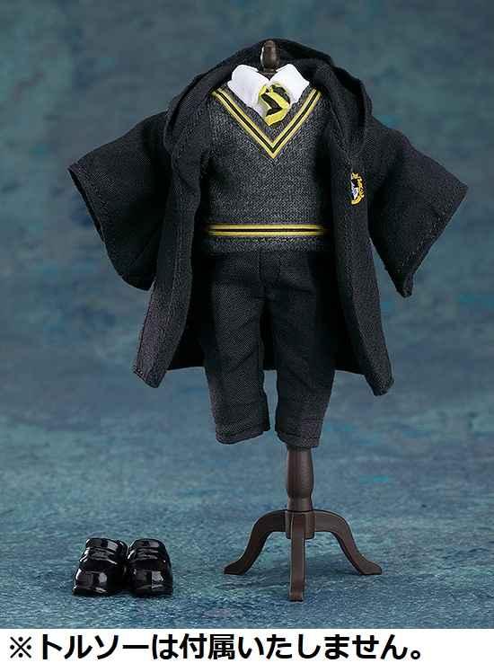 グッドスマイルカンパニー ハリー・ポッター ねんどろいどどーる おようふくセット ハッフルパフ制服:Boy