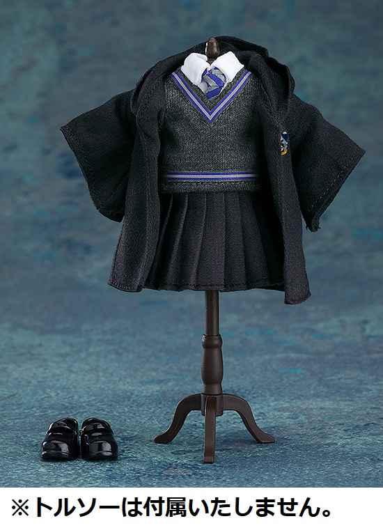 グッドスマイルカンパニー ハリー・ポッター ねんどろいどどーる おようふくセット レイブンクロー制服:Girl