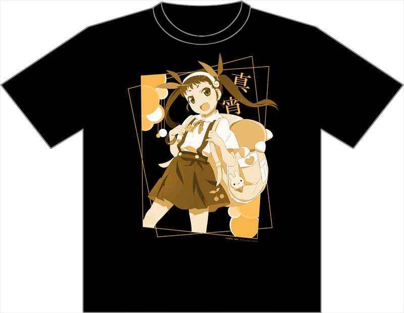 エムズファクトリー 終物語【描き下ろし】八九寺真宵 Tシャツ XL