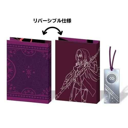 ディライトワークス Fate/Grand Order ブックカバー&しおりセット(ランサー/スカサハ)