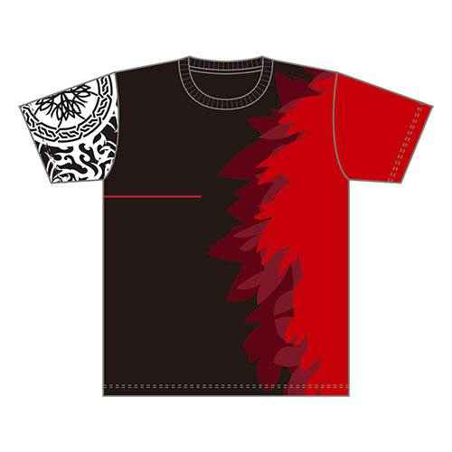 ディライトワークス Fate/Grand Order モチーフデザインTシャツ(バーサーカー/クー・フーリン〔オルタ〕)