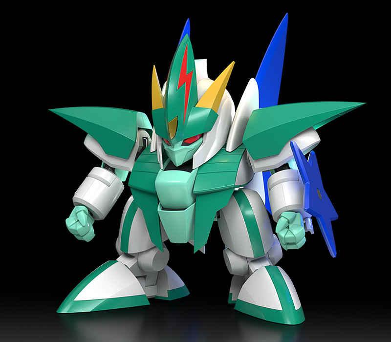 マックスファクトリー 魔神英雄伝ワタル PLAMAX MS-11 幻王丸 プラモデル