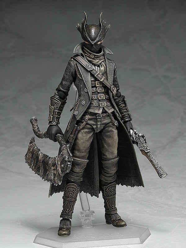 マックスファクトリー Bloodborne The Old Hunters Edition figma 狩人 The Old Hunters Edition 完成品