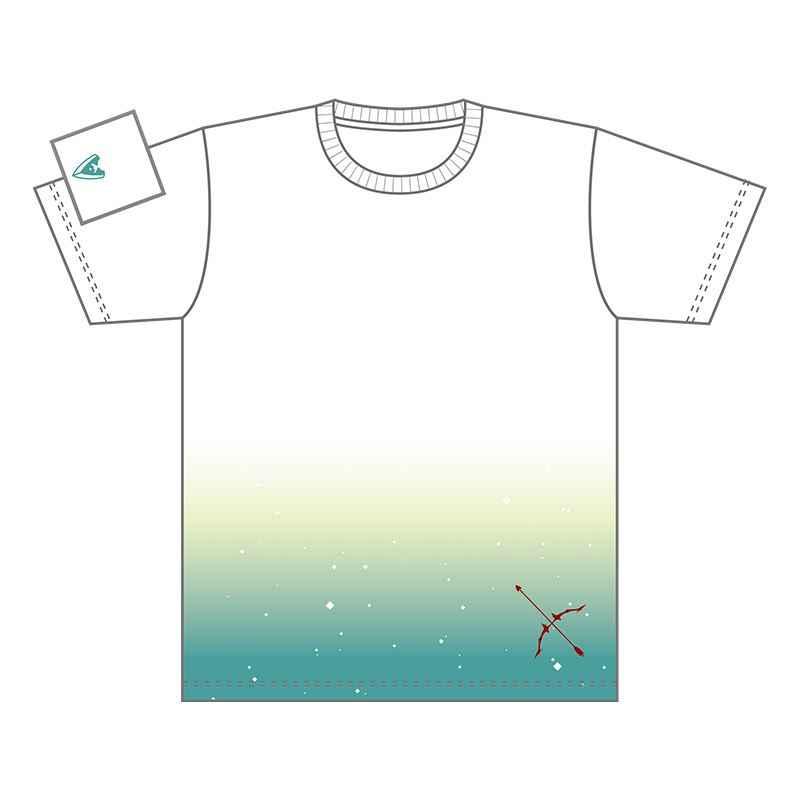 ディライトワークス Fate/Grand Order モチーフデザインTシャツ(アーチャー/アーラシュ)