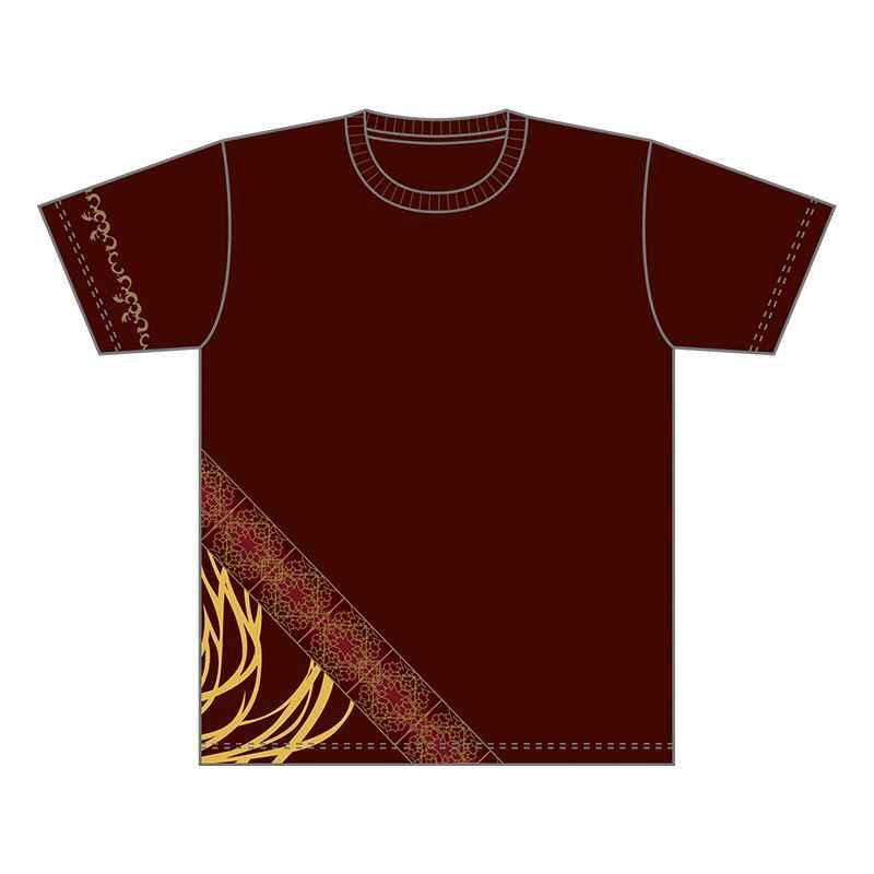 ディライトワークス Fate/Grand Order モチーフデザインTシャツ(ライダー/イスカンダル)