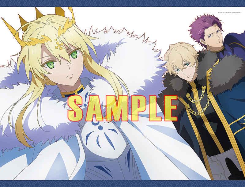 ツクルノモリ 劇場版Fate/Grand Order -神聖円卓領域キャメロット- B2タペストリー B